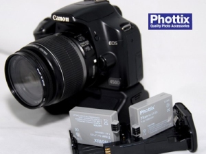 Battery Grip ยี่ห้อ Phottix รุ่น BP-450D